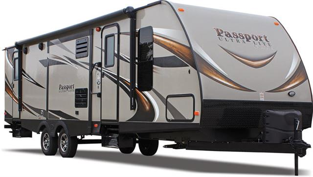New 2015 Keystone Passport 2250RB Travel Trailer For Sale
